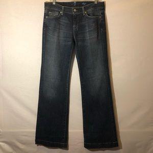 "7 for all mankind ""dojo"" jeans"